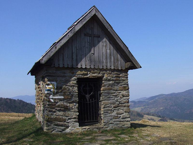Kapliczka pasterska pod Jaworzynką