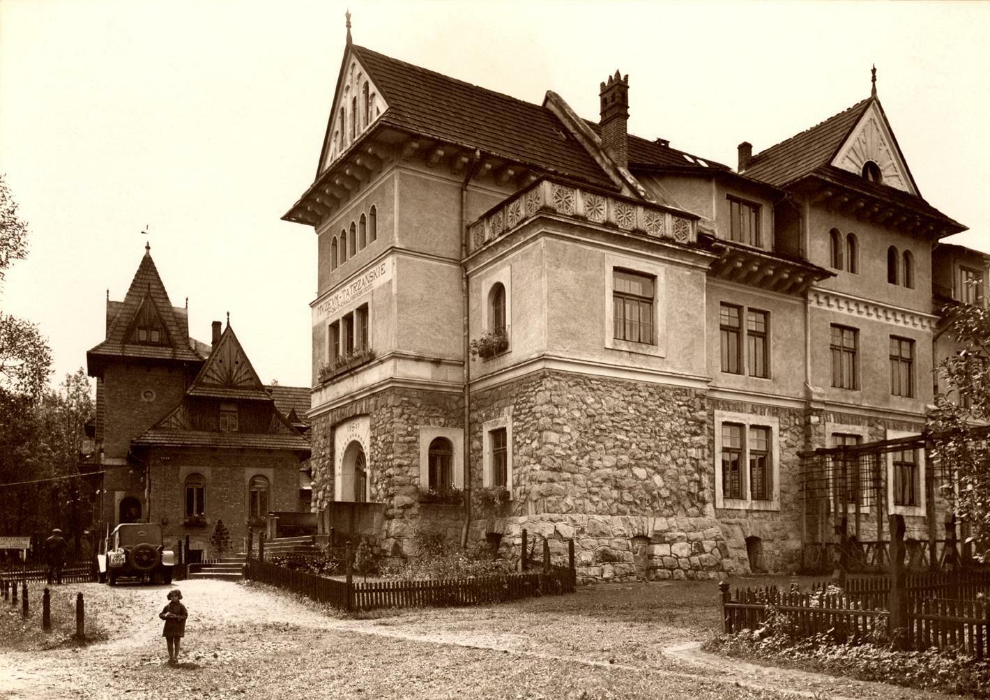 Muzeum Tatrzańskie, lata 30-te