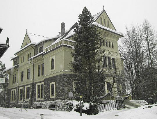 Muzeum Tatrzańskie obecnie
