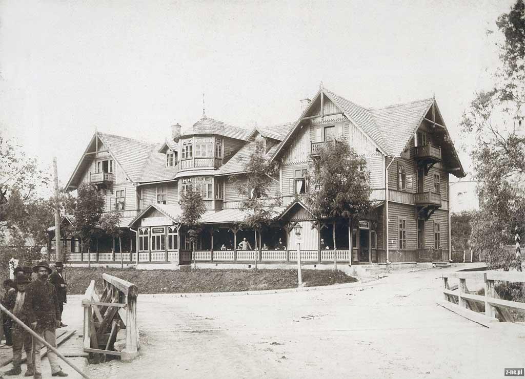 Hotel 'Pod Giewontem'