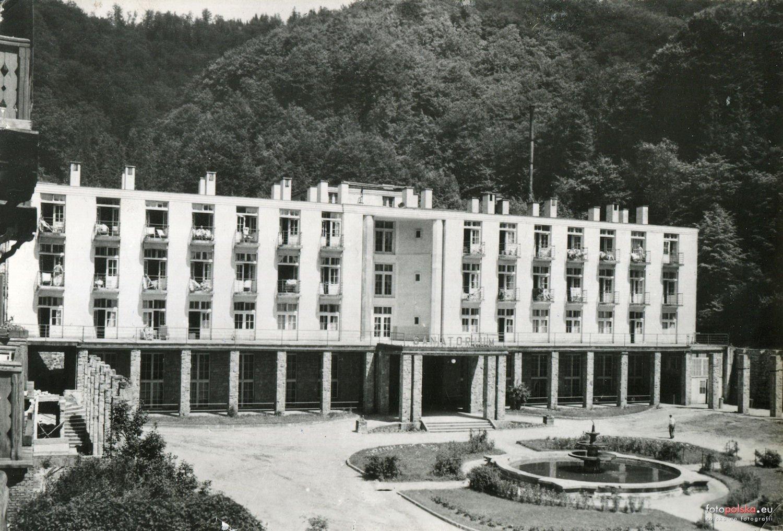 Dom Zdrojowy przed wojną