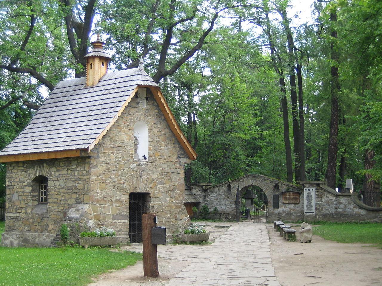 Kaplica Gąsieniców