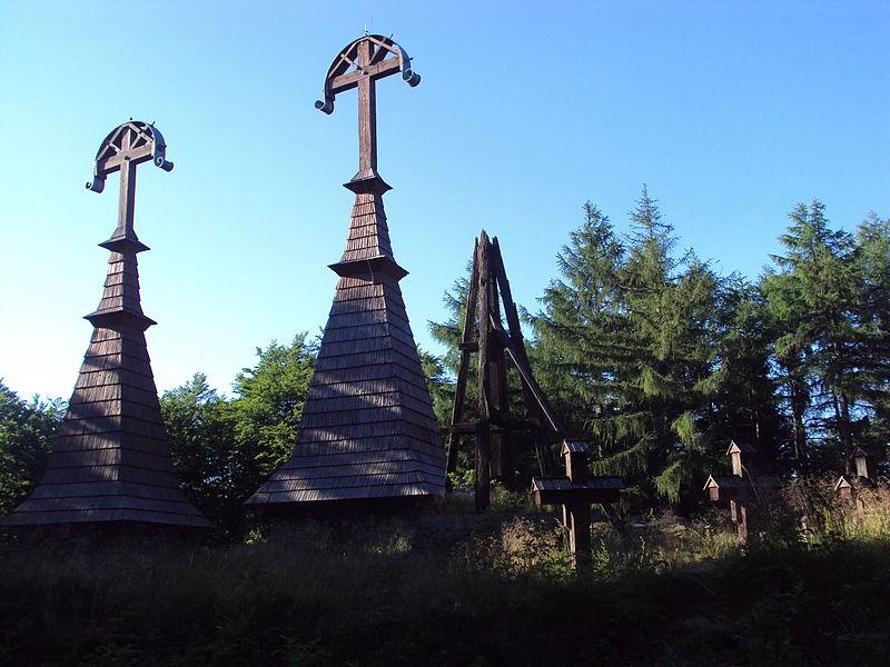 Cmentarz na Rotundzie - obecnie w trakcie odbudowy.