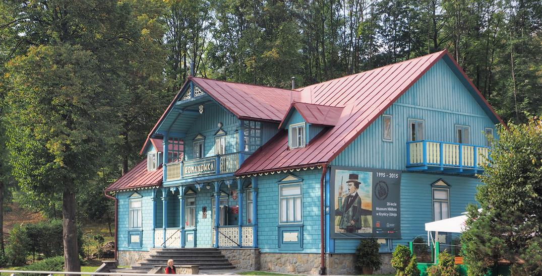 Muzeum Nikifora - 'Romanówka'