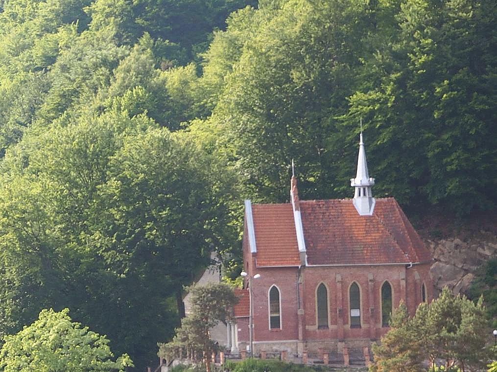 Kościółek św. Kingi.