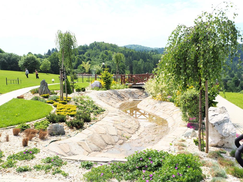 Ogrody sensoryczne - ogród dźwięku